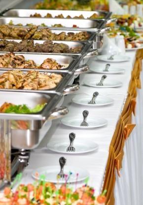 Cách chọn thực đơn cho tiệc Buffets và BBQs