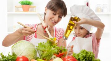 Thực đơn cho trẻ Nữ từ 10 – 12 tuổi