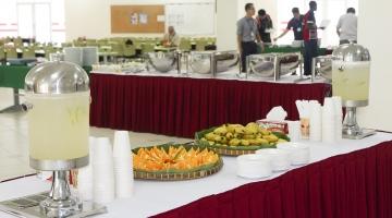May Catering phục vụ tiệc tại Hội Thảo IB