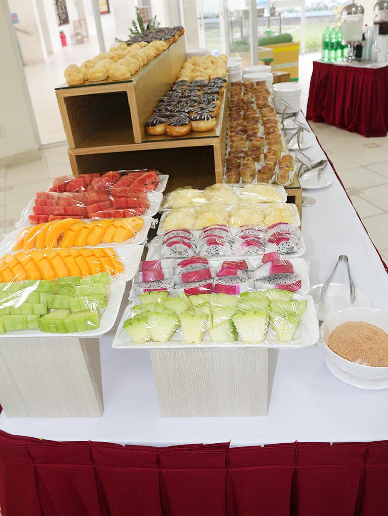 dịch vụ tiệc tất niên May catering