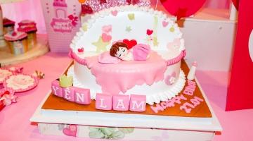 Tiệc sinh nhật mừng bé Bella tròn 1 tuổi