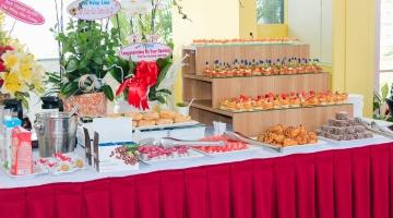 Tiệc khai trương chi nhánh công ty AlphaTub tại Việt Nam