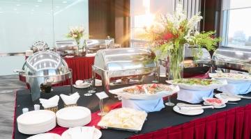 Tiệc Buffet Mừng Tân Niên tại Vina Capital