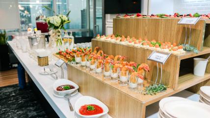 Tiệc Sinh Nhật Tại Vina Capital