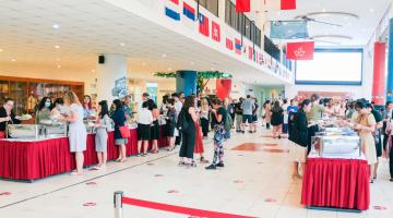 Tiệc Nhà Giáo Việt Nam 20-11-2020