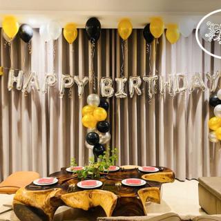 Tiệc Sinh Nhật Tại Gia_16/01/2021